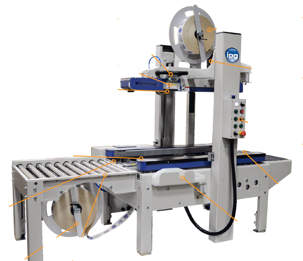 Automated Case Sealers