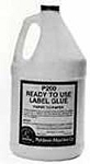 Potdevin P-200 Glue - 4 Gallon Case