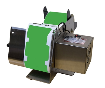 Take-A-Label - TAL750HDSS - 7 1/2 inch Stainless Steel Label Dispenser w/ Photo Eye