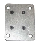 38CAPT - Motor Plate With Bolts