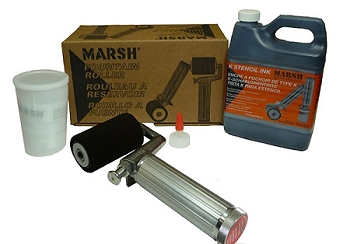 Marsh Refillable 3