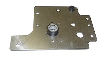 RP41101 - Gearbox/Motor Mount Frame with Pins
