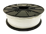 Plasties 316B 5-Spool Case of White Twist Tie Material