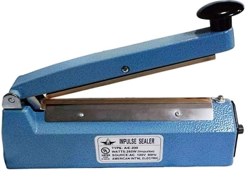 AIE-200 8 inch Impulse Arm Sealer