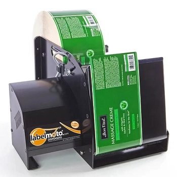 LDX8100 - High Speed Electronic 8 inch Wide Label Label Dispenser