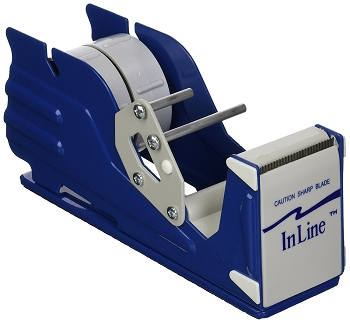SL-7336 - 3 Inch In-Line PST Tape Dispenser