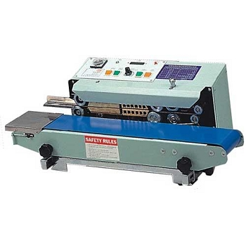 AIE-B6201 - Deluxe Horizontal Continuous Band Sealer