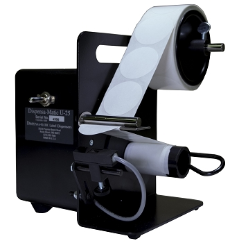 Dispensa-matic - U-25 Label Dispenser w/ Photo Eye