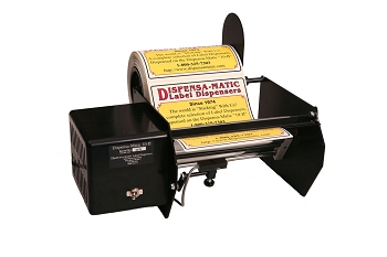 Dispensa-Matic - 6-II Wide Format Label Dispenser