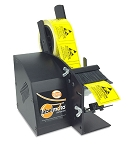 LD3000 - 2.25 inch Wide Electric Label Dispenser for Small Work Areas