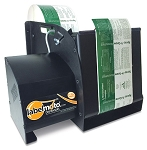 LDX8100 - High Speed Electronic 8 inch Wide Label Label Dispenser for Long Wide Labels