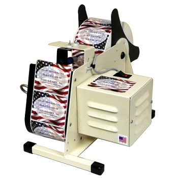 Take-A-Label - TAL450 4 1/2 inch Electric Label Dispenser - Switch