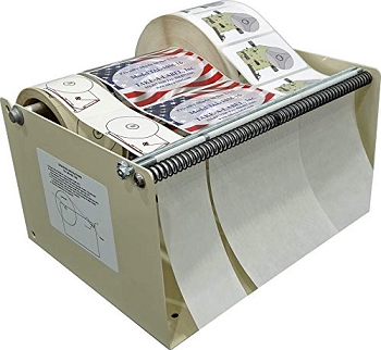 Take-A-Label - 10M 10 inch Pull and Take Label Dispensers