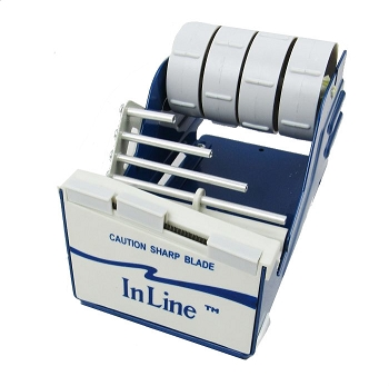 SL-7346 - 4 Inch In-Line PST Tape Dispenser