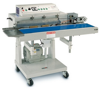 AIE-B7202 Duluxe Horizontal Continuous Band Sealer
