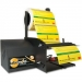 LDX6050 - Electronic 7 inch Wide Label Label Dispenser - Photo Eye