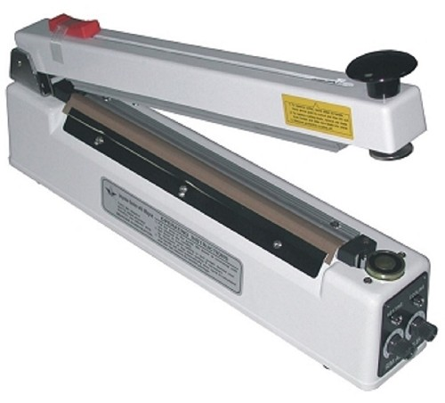 "AIE-305MC - 12""  Impulse Arm Sealer, 5mm w/ Magnet and Cutter"
